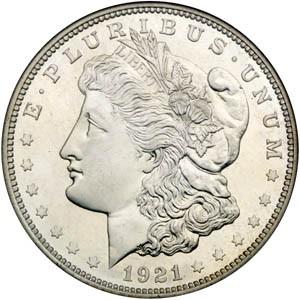 Morgan Dollars 90% Silver