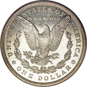 Morgan Dollars 90% Silver