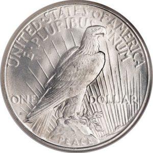 Peace Dollar 90% silver