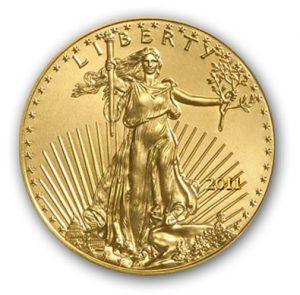 $25 1/2oz American Gold Eagle
