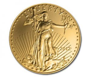 $5 1/10oz American Gold Eagle