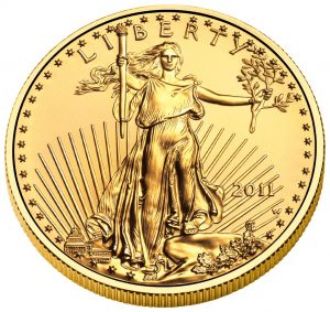 $50 American Gold Eagle