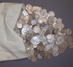 90% US Silver Coins
