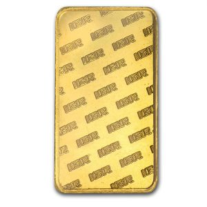 IGR 1 Gram .999 Gold Bar with COA