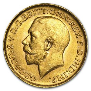 Great Britian Gold Sovereing (1880-1988)