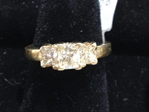 1.75ct tw Anniversary Ring 14k yg